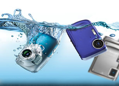 Camera Waterproof