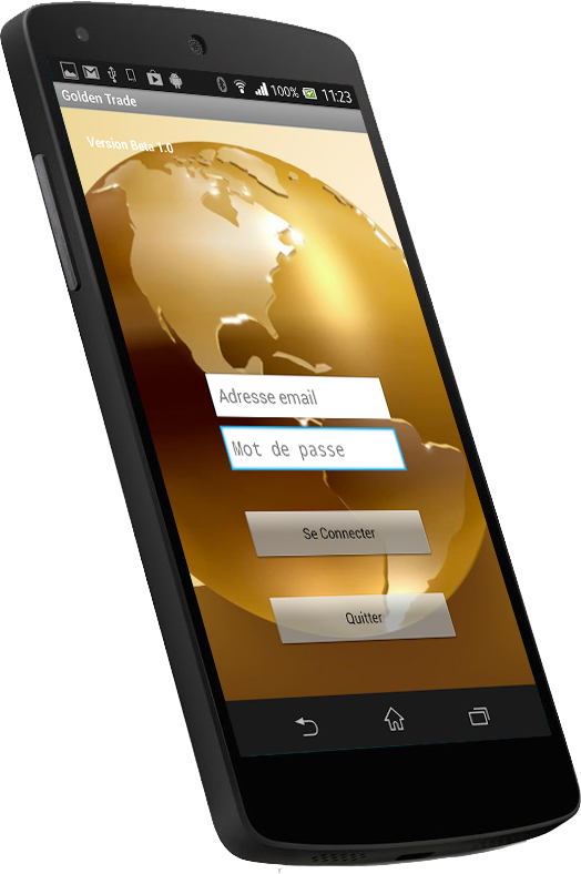 BUSINESS WATCHER : l'appli mobile de Golden Trade